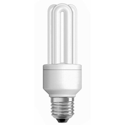 osram energiesparlampe stabform e27 14 w 740 lm neutralwei eek a kaufen bei obi. Black Bedroom Furniture Sets. Home Design Ideas