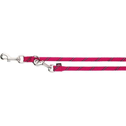 Trixie V-Leine Sporty Rope L-XL: 2,00 m/ ø 13 mm Fuchsia