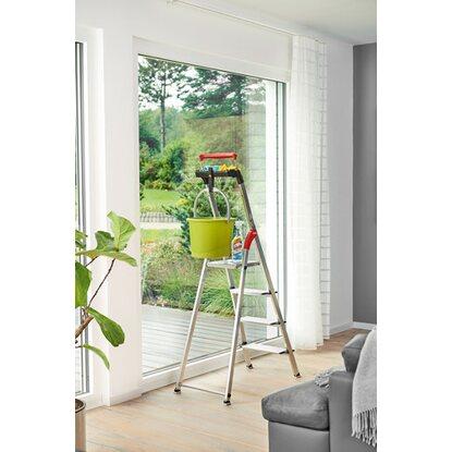 hailo stufenleiter comfortline xxr easyclix 3 stufig. Black Bedroom Furniture Sets. Home Design Ideas