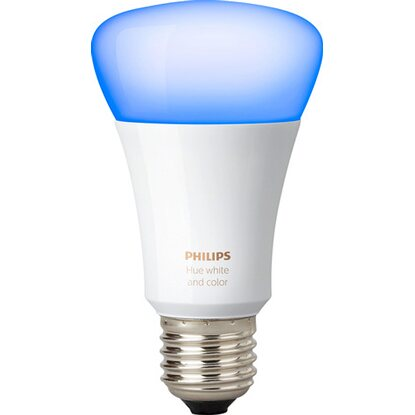 Philips Hue LED-Lampe E27/10W Weiß&Mehrfarbig Color Ambience Erweiterung EEK: A+