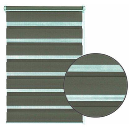 gardinia easyfix doppelrollo 90 cm x 220 cm mocca kaufen bei obi. Black Bedroom Furniture Sets. Home Design Ideas
