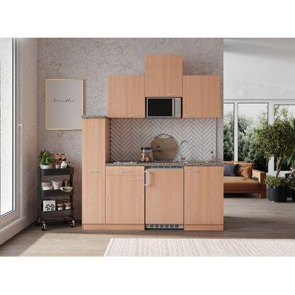 respekta economy k chenzeile kb180bbmic 180 cm buche kaufen bei obi. Black Bedroom Furniture Sets. Home Design Ideas