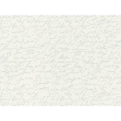 sch ner wohnen kollektion vliestapete schrift wei kaufen bei obi. Black Bedroom Furniture Sets. Home Design Ideas