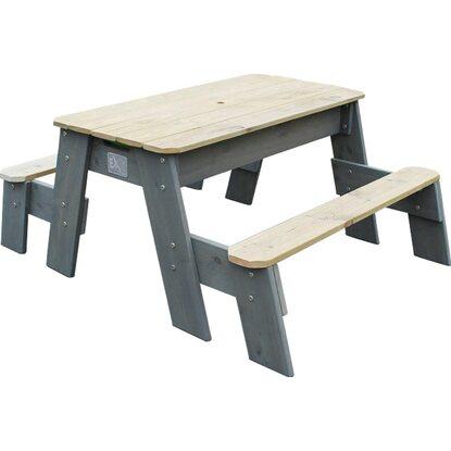 exit sand wasser picknick tisch aksent mit 2 sitzb nken kaufen bei obi. Black Bedroom Furniture Sets. Home Design Ideas