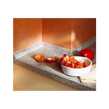 arbeitsplatte 60 cm x 3 9 cm granit grau beige steindekor gt 217 kaufen bei obi. Black Bedroom Furniture Sets. Home Design Ideas