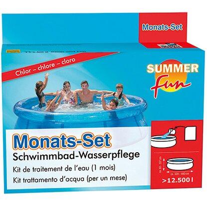 Summer Fun Desinfektion Monats Set Chlor Kaufen Bei Obi