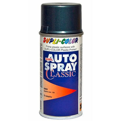 Dupli-Color Lackspray BMW 150 ml Delphin Metallic 184