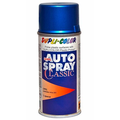 Dupli-Color Lackspray Opel 150 ml Arden-Blau Mica 291