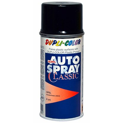 Dupli-Color Lackspray Opel 150 ml Onyx-Schwarz 8555