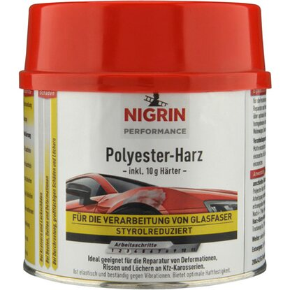 Nigrin Performance Polyester-Harz 500 g