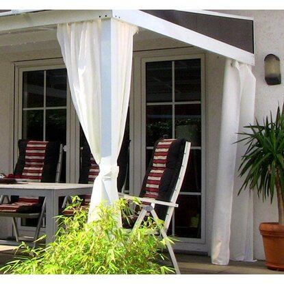 leco 4er set seitenteile zur terrassen berdachung 3 60 x 3 00 m kaufen bei obi. Black Bedroom Furniture Sets. Home Design Ideas