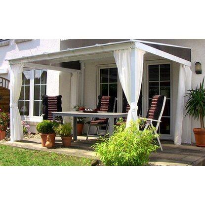 leco terrassen berdachung mit stegplatten 360 x 300 cm kaufen bei obi. Black Bedroom Furniture Sets. Home Design Ideas