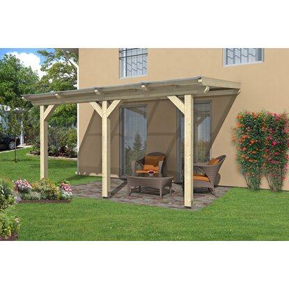 skan holz terrassen berdachung andria 434 cm x 350 cm kaufen bei obi. Black Bedroom Furniture Sets. Home Design Ideas
