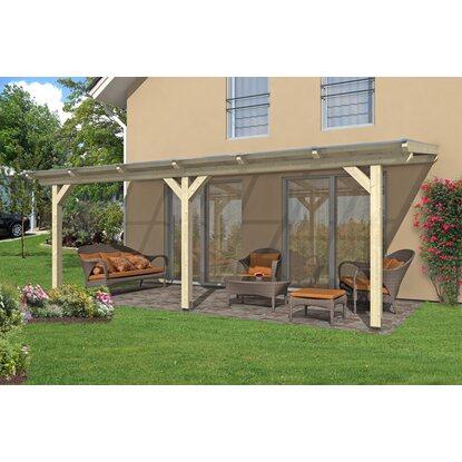skan holz terrassen berdachung andria 648 cm x 350 cm kaufen bei obi. Black Bedroom Furniture Sets. Home Design Ideas