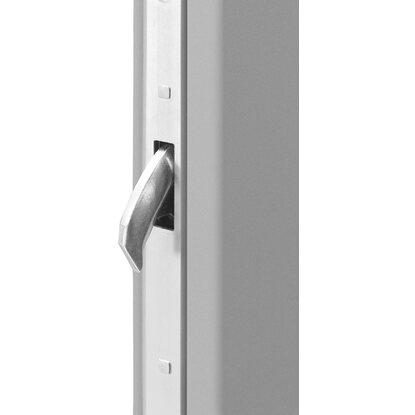 sicherheits haust r thermospace oslo rc2 110 x 210 cm grau anschlag links kaufen bei obi. Black Bedroom Furniture Sets. Home Design Ideas