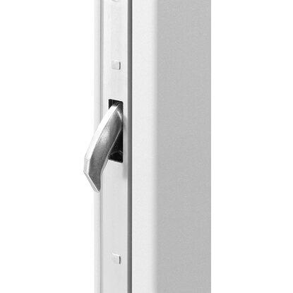 sicherheits haust r thermospace madrid rc2 110 x 210 cm wei anschlag links kaufen bei obi. Black Bedroom Furniture Sets. Home Design Ideas