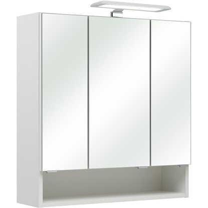 pelipal spiegelschrank sarah i 65 cm x 70 cm x 20 cm wei eek a kaufen bei obi. Black Bedroom Furniture Sets. Home Design Ideas