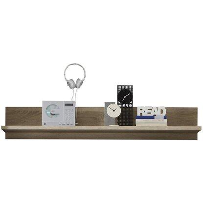 wandboard sevilla 24 cm x 134 cm x 24 cm eiche sonoma hell. Black Bedroom Furniture Sets. Home Design Ideas