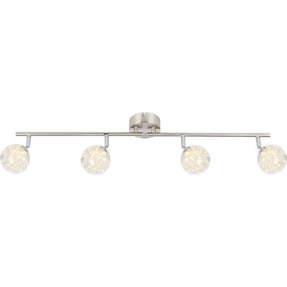 Globo LED-Spot XMAS Chrom Nickel matt EEK: A++
