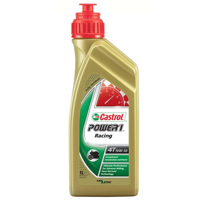 Castrol Motoröl Power 1 Racing 4T 10W-50 1 l
