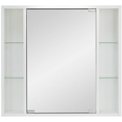 spiegelschrank 65 cm easy ii wei kaufen bei obi. Black Bedroom Furniture Sets. Home Design Ideas