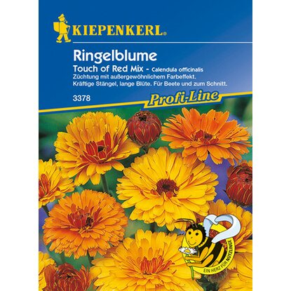 "Kiepenkerl Ringelblume ""Touch of Red Mix"" Mehrfarbig"