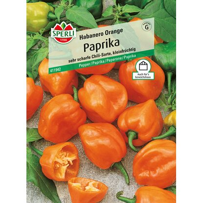 "Sperli Paprika ""Habanero Orange"""