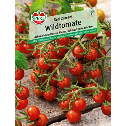 "Sperli Tomaten ""Red Currant"""