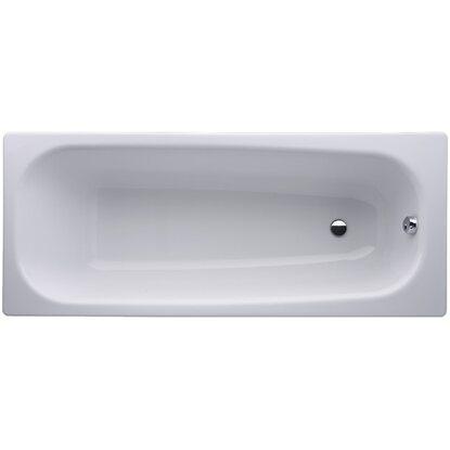 Super Sanicomfort Stahl-Badewanne 160 cm x 70 cm Weiß kaufen bei OBI MQ18