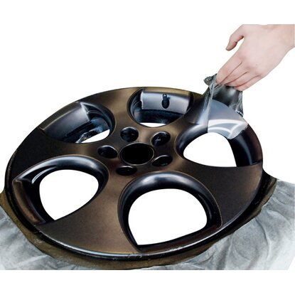 foliatec spr hfolie matt schwarz kaufen bei obi. Black Bedroom Furniture Sets. Home Design Ideas