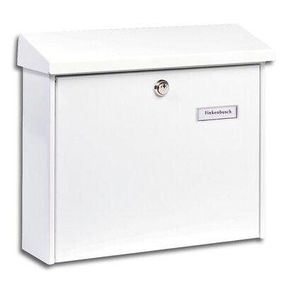 burg w chter briefkasten amsterdam 867 wei kaufen bei obi. Black Bedroom Furniture Sets. Home Design Ideas