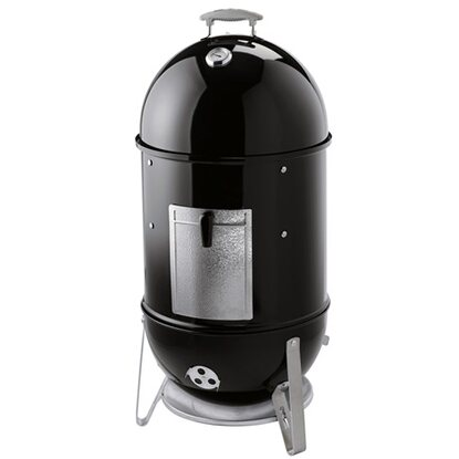Weber Räucherofen Smokey Mountain Cooker 47 cm Schwarz
