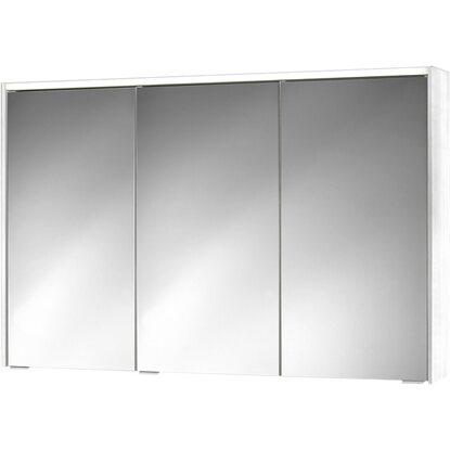 Sieper Spiegelschrank 120 cm KHX 120 Holzdekor-Weiß EEK: A++