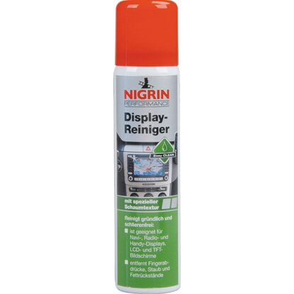 Nigrin Display-Reiniger 75 ml