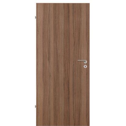 zimmert r cpl nussbaum 61 cm x 198 5 cm anschlag links kaufen bei obi. Black Bedroom Furniture Sets. Home Design Ideas