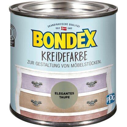 bondex kreidefarbe elegantes taupe  ml kaufen bei obi