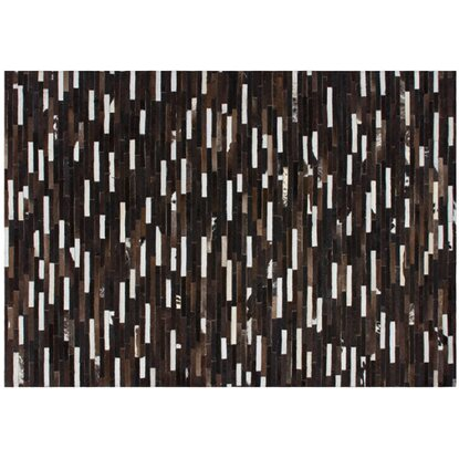 Teppich Patchwork 851 Brown 90 cm x 160 cm