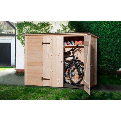 weka fahrrad box 208 cm x 84 cm kaufen bei obi. Black Bedroom Furniture Sets. Home Design Ideas