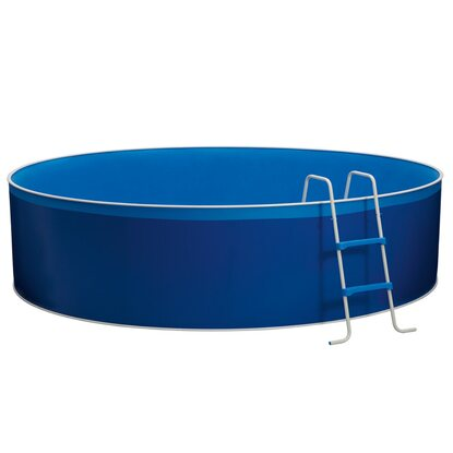 Cmi stahlwand swimming pool set 460 cm x 90 cm kaufen for Swimming pools bei obi