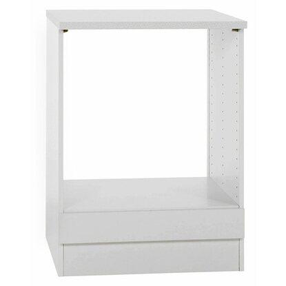Herdumbauschrank Klassik 60 Weiß 60 cm kaufen bei OBI