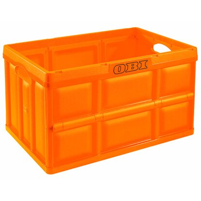 Klappbox Orange 32 l