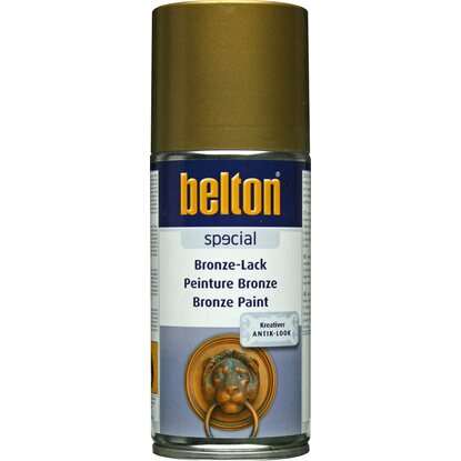 Belton Special Bronze-Lack Spray Gold glänzend 150 ml