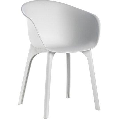 sessel diva aus kunststoff und fiberglas wei kaufen bei obi. Black Bedroom Furniture Sets. Home Design Ideas