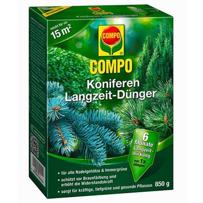 Compo Koniferen Langzeit Dünger : compo koniferen langzeit d nger 850 g kaufen bei obi ~ Frokenaadalensverden.com Haus und Dekorationen