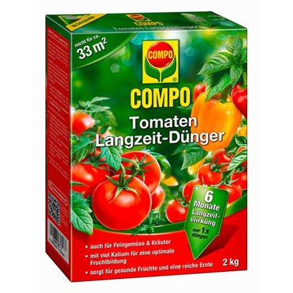 compo tomaten langzeit d nger 2 kg kaufen bei obi. Black Bedroom Furniture Sets. Home Design Ideas