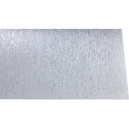 Polystyrol-Platte 2,5 mm Rinde Transparent 1000 mm x 500 mm
