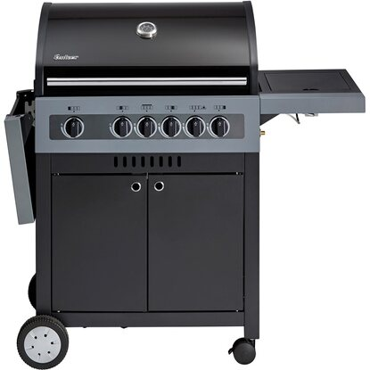 Enders Gasgrill Boston Black 4 IK