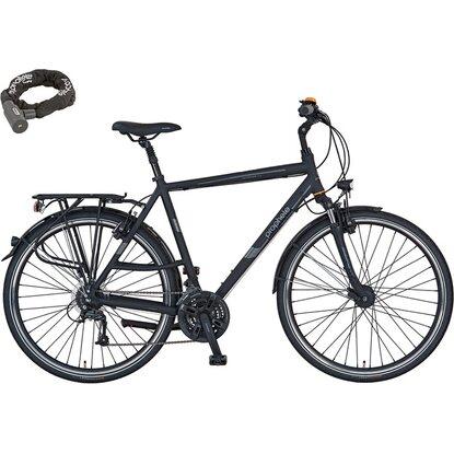 prophete alu trekking fahrrad 28 entdecker 7 3 xxl herren inkl schloss kaufen bei obi. Black Bedroom Furniture Sets. Home Design Ideas