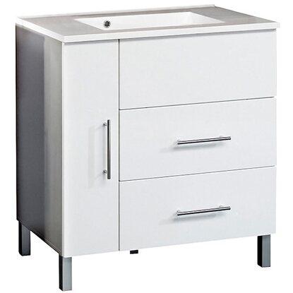 kesper waschplatz siena alu wei 2 teilig kaufen bei obi. Black Bedroom Furniture Sets. Home Design Ideas