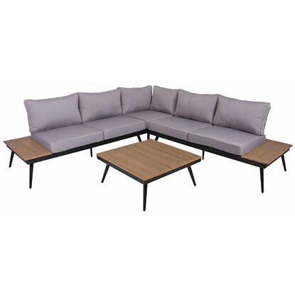 Garden Pleasure Lounge-Gruppe Riba 4-tlg. kaufen bei OBI